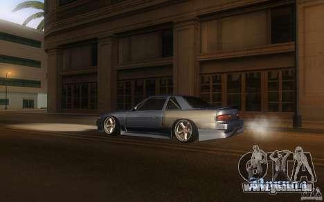 Nissan Silvia S13 Odyvia pour GTA San Andreas laissé vue
