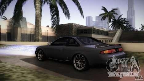 Nissan Silvia S14 Zenk für GTA San Andreas linke Ansicht