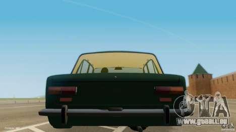VAZ 2101 Low & Classic für GTA San Andreas zurück linke Ansicht