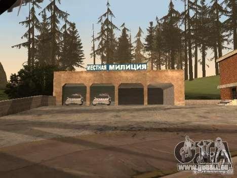Le Village de Ivanovka pour GTA San Andreas huitième écran