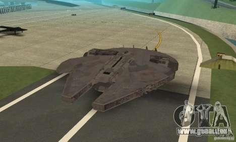 Faucon Millenium ! pour GTA San Andreas