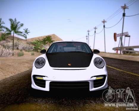 Porsche 911 GT2 RS 2012 pour GTA San Andreas vue de droite