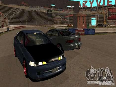 Honda Integra TypeR pour GTA San Andreas