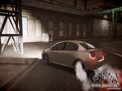 Nissan Sentra SE-R Spec V pour GTA 4 est un droit