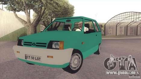 Dacia 500 Lastun für GTA San Andreas