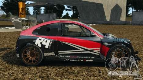 Colin McRae R4 Rallycross für GTA 4 linke Ansicht