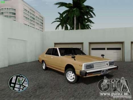 Nissan Skyline 2000GT C210 pour GTA San Andreas