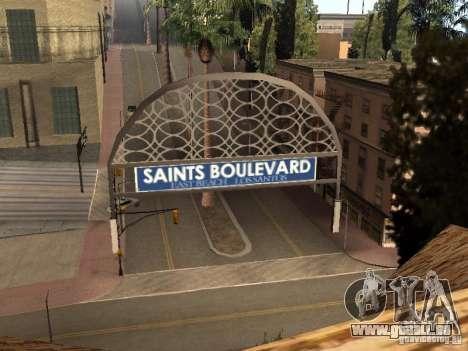 Ein neues Stadion in Los Santos für GTA San Andreas zweiten Screenshot