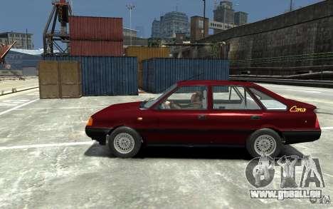FSO Polonez Caro 1.4 16V für GTA 4 linke Ansicht