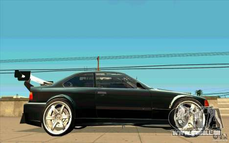 NFS:MW Wheel Pack für GTA San Andreas neunten Screenshot