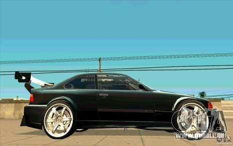 NFS:MW Wheel Pack für GTA San Andreas neunten Screenshot