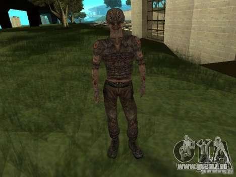 Snork de S.T.A.L.K.E. r pour GTA San Andreas quatrième écran
