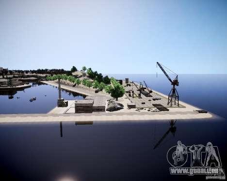 LC Crash Test Center für GTA 4 weiter Screenshot