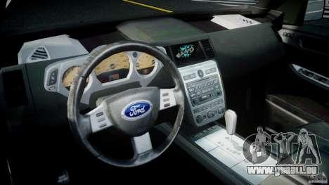 Ford Escape 2011 Hybrid Civilian Version v1.0 pour GTA 4 est un droit