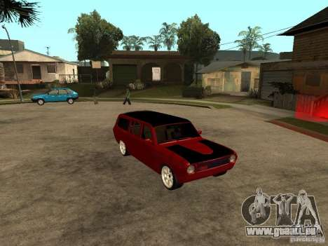 GAZ 24-12 pour GTA San Andreas vue de droite