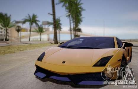 CreatorCreatureSpores Graphics Enhancement pour GTA San Andreas deuxième écran