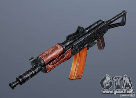 AKS74U pour GTA San Andreas