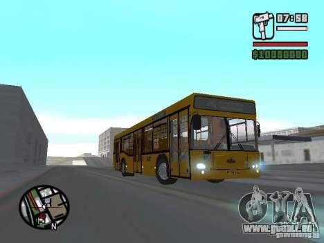 MAZ 103.465 für GTA San Andreas