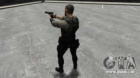 Sam Fisher-v8 für GTA 4 fünften Screenshot