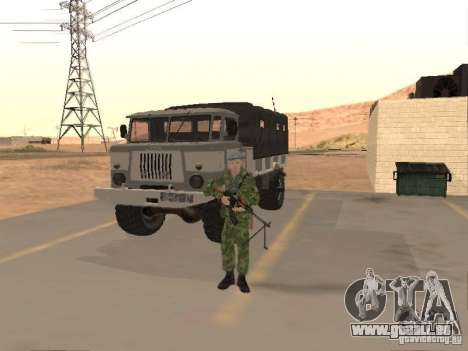 DIE PKK für GTA San Andreas dritten Screenshot