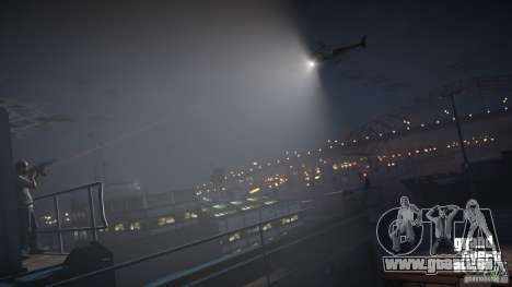 Bildschirme von GTA 5 laden für GTA San Andreas her Screenshot