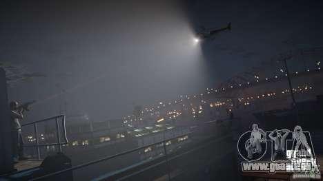 Écrans de chargement de GTA 5 pour GTA San Andreas quatrième écran
