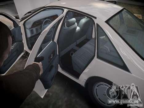 Chevrolet Caprice 1993 Rims 1 für GTA 4-Motor