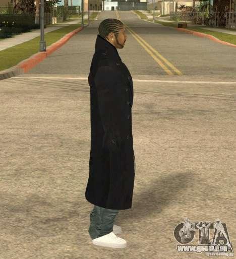 Casual Man pour GTA San Andreas troisième écran