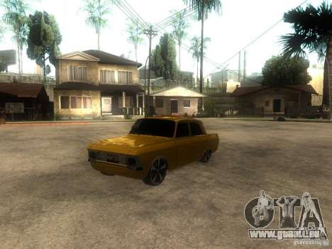 Moskvich 412 Tuning für GTA San Andreas