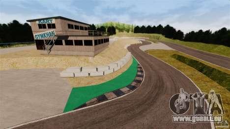Ebisu Circuit pour GTA 4 quatrième écran