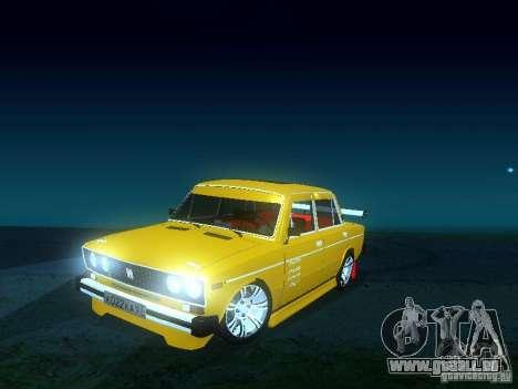 SPARKO VAZ 2106 pour GTA San Andreas