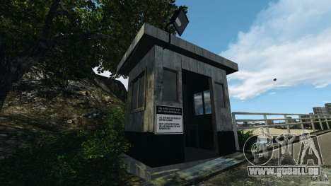 Codename Clockwork Mount v0.0.5 für GTA 4 fünften Screenshot