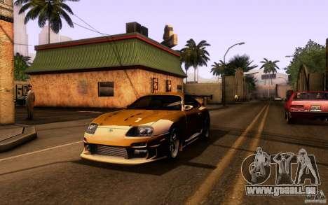 Toyota Supra Top Secret für GTA San Andreas