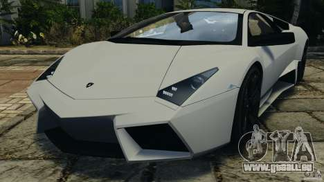 Lamborghini Reventon 2008 v1.0 [EPM] für GTA 4