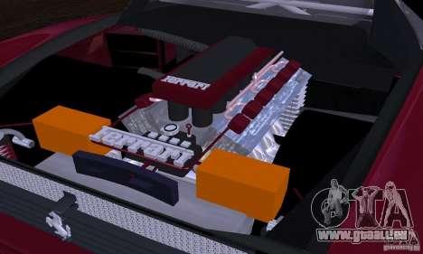 Ferrari 512 TR pour GTA San Andreas salon