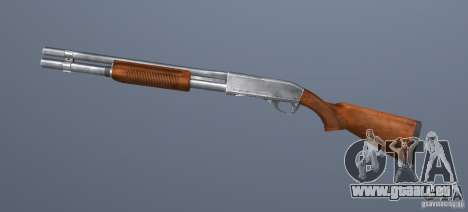 Grims weapon pack3-4 pour GTA San Andreas deuxième écran