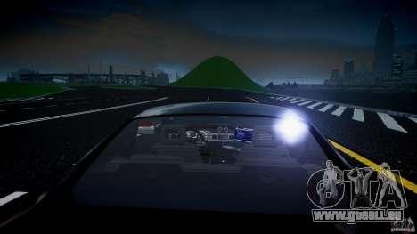 Saleen S281 Extreme Unmarked Police Car - v1.2 pour GTA 4 Salon