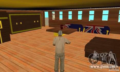 RMS Titanic pour GTA San Andreas moteur