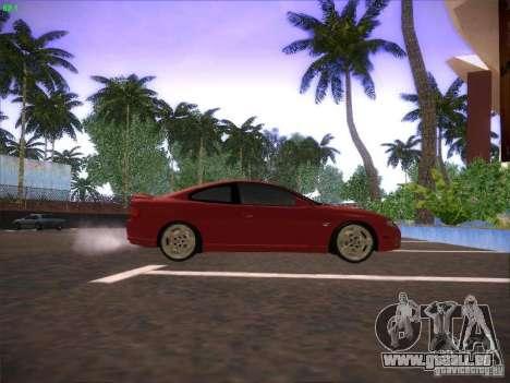 Pontiac FE GTO für GTA San Andreas zurück linke Ansicht