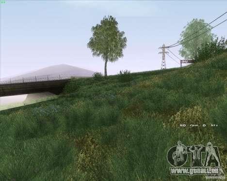 Project Oblivion 2010HQ pour GTA San Andreas
