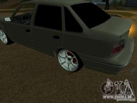 Daewoo Nexia pour GTA San Andreas vue de côté