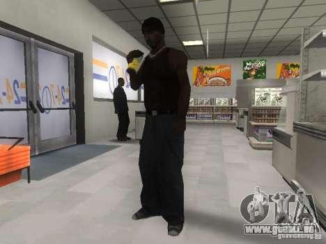 Reality GTA v2.0 pour GTA San Andreas quatrième écran