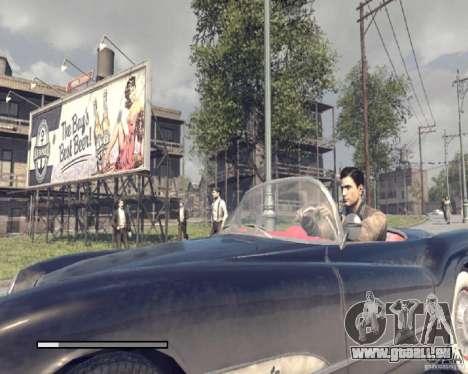Bildschirme von Mafia 2 laden für GTA San Andreas achten Screenshot