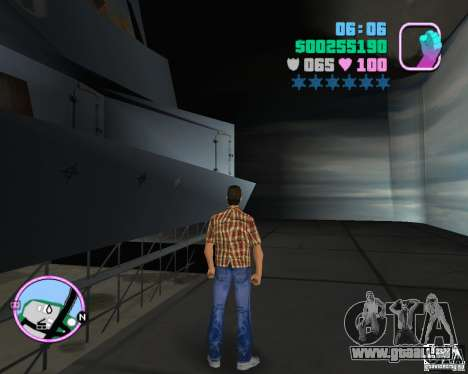 Skins HD pour le quatrième écran GTA Vice City