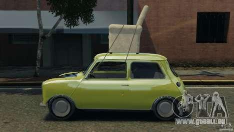 Mini Cooper pour GTA 4 est une gauche