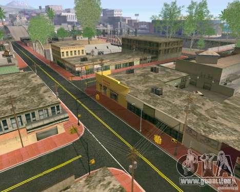 Neue Texturen von Los Santos für GTA San Andreas her Screenshot
