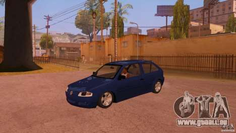 Volkswagen Gol G4 pour GTA San Andreas