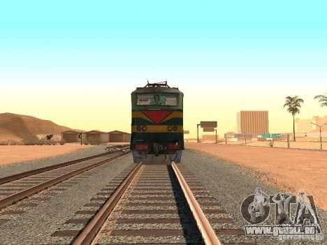 Cs7-233 für GTA San Andreas Rückansicht