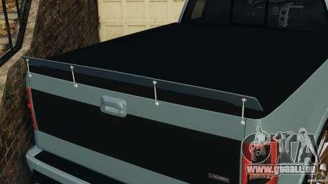 Saleen S331 [Final] pour GTA 4 vue de dessus