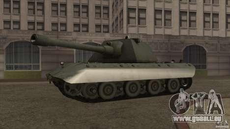 E-100 pour GTA San Andreas